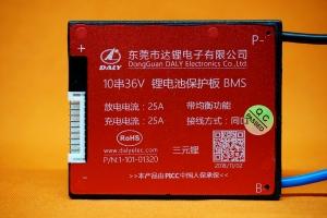 Плата BMS Li-ion 36 Вольт