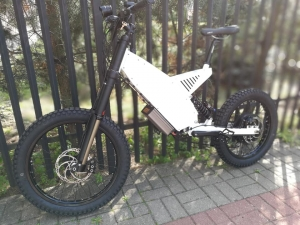 Электровелосипед Teleport Prime (Бюджетный)