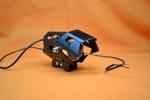 Фара для электровелосипеда  электросамоката 12 Вт линзованая U9