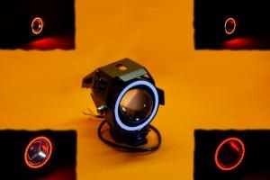 Фара для электровелосипеда U5 tuning LED